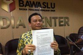 Bawaslu tolak laporan pidato kebangsaan Prabowo