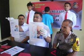 Bercanda edit foto teman, warga Nagan Raya ditangkap polisi