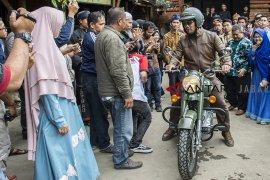 Kunjungan kerja Gubernur Jawa Barat ke Sukabumi