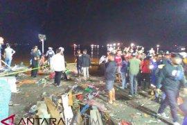 Kapal Bermuatan Elpiji Meledak Di Samarinda