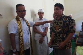 """Mensos apresiasi panti netra """"Mahatmiya"""" Bali"""