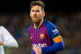 Messi dan Barcelona Legend siap meriahkan Alex Noerdin Cup