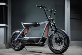 Harley-Davidson serius garap skuter listrik