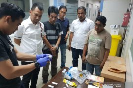Musisi Yanto Sari diciduk Polda Metro Jaya terkait narkoba