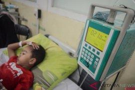 Penularan DBD pada anak rentan terjadi selama musim pancaroba