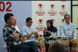 Prabowo-Sandi siapkan strategi wujudkan kedaulatan energi