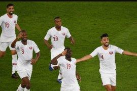 Qatar ukir sejarah usai menjadi juara Piala Asia 2019