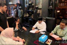 Prabowo kunjungi keluarga Ahmad Dhani