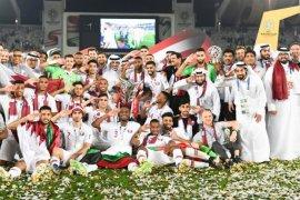Juarai Piala Asia, Qatar percaya diri menuju Piala Dunia