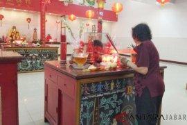 Umat Khonghucu Garut doakan Indonesia terus damai