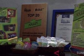 Jolley, cemilan kacang hijau yang bernilai ekonomis tinggi