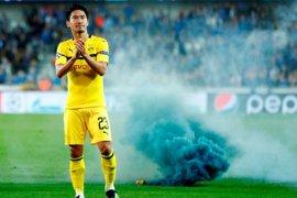 Dortmund pinjamkan Kagawa ke Besiktas Turki