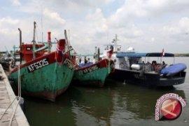 KKP tangkap dua kapal nelayan Malaysia