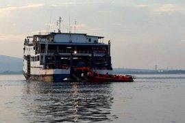 Lagi, kapal penumpang kandas di Selat Bali