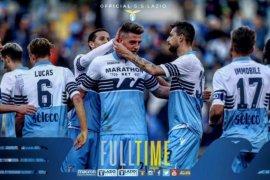 Lazio ke semifinal Coppa Italia lewat adu penalti