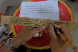 Pelestarian aksara Bali