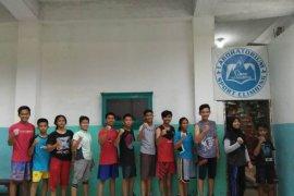 Atlet panjat tebing Medan  siap ukir prestasi di kejurnas Piala Kapoldasu