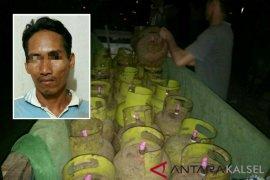 Polisi gagalkan penjualan 250 elpiji  tiga kilogram tak berizin