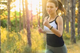 Rutin olahraga kurangi risiko kanker