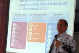 PGRI Sepauk gelar seminar nasional Guru di Era Industri 4.0