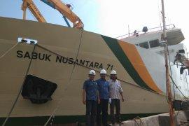 KM Sanus 71 siap beroperasi di Maluku