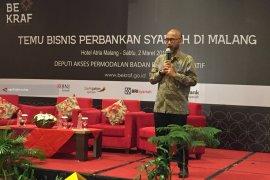 Bekraf tingkatkan akses permodalan ekonomi kreatif  UMKM Kota Malang