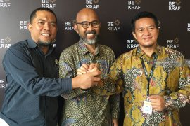 Bekraf beri pembekalan pelaku usaha kreatif Kota Malang