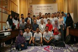 Komunitas penulis #CeritaKertas hadir di Riau untuk tingkatkan literasi menulis