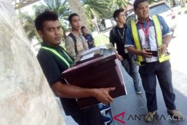 Lion Air serahkan sisa potongan jasad korban penumpang JT610 Aceh Selatan