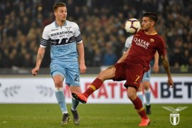 Bungkam Roma 3-0, Lazio berjaya di Derby della Capitale,
