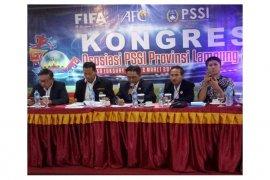 KONI Lampung Alokasikan Anggaran Khusus Sepakbola