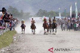 Aceh Tengah usulkan pembangunan arena pacuan kuda standar nasional