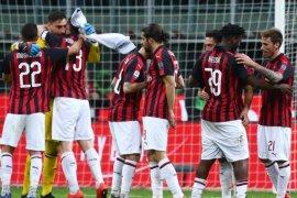 Hasil dan klasemen Liga Italia, Milan rebut urutan ketiga dari Inter