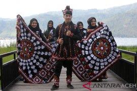 Promosi kostum tradisional Kerawang Gayo