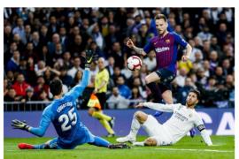 Soal jadwal El Clasico La Liga tolak keputusan RFEF
