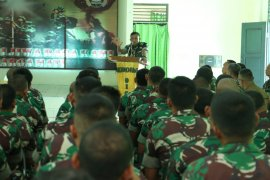Danrem TU: sasaran tugas TNI jelas mensejahterakan rakyat