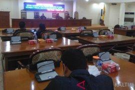 DPRD Paser Gelar Paripurna Pengumuman Kekosongan Jabatan Wabup