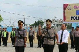 Jabatan Kabag Ops Polres Simalungun diserahterimakan