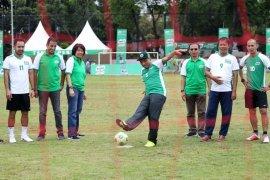MILO Football Championship 2019 cari bibit pesepak bola di Medan