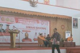 Abraham Samad: Jangan mengaku nasionalis bila masih berperilaku korup