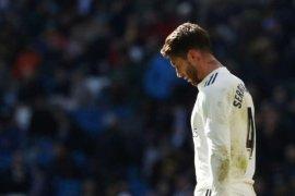 Sergio Ramos mual, dikabarkan hengkang
