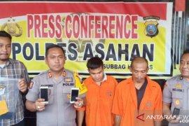 Polres Asahan tembak dua spesialis  pembongkar rumah