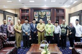 Ridho Ficardo Hibahkan Tanah Ke Universitas Muhammadiyah Lampung
