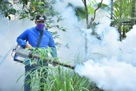 Seluruh kecamatan di Kota Jambi mengerahkan mesin fogging