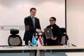 Indonesia beri bantuan kemanusiaan 1 juta dolar AS untuk pengungsi Palestina