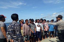Dua ABK KM Formosa yang sempat hilang ditemukan selamat