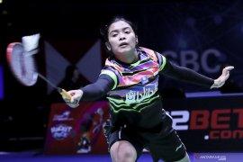 Gregoria Mariska ingin tampil berani di babak dua Selandia Baru Terbuka