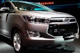 Toyota Innova masih diminati  meskipun belum ada penyegaran