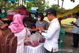 Disperindag Bangka Belitung gelar pasar murah di Sungailiat