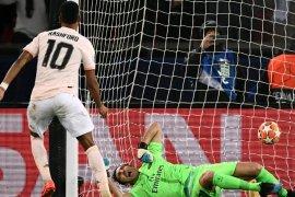 Penalti Rashford antar MU ke perempat final Liga Champions